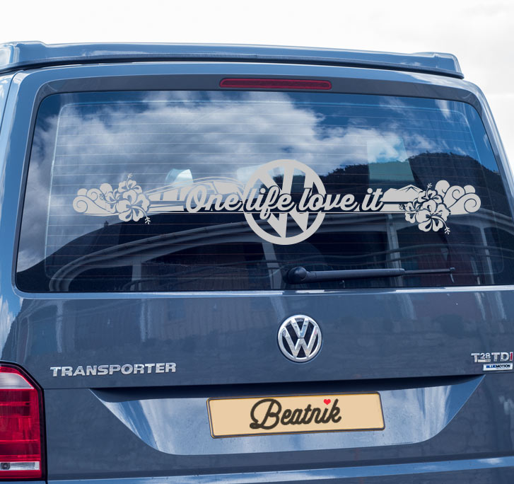 Welcome Vw Stickers Campervan Decals Graphics For Vw